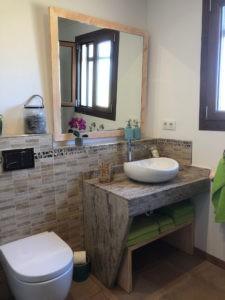 Badezimmer-Ferienwohnung-Mallorca