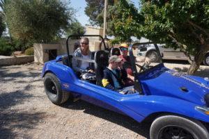 Beach Buggy Tour auf Mallorca
