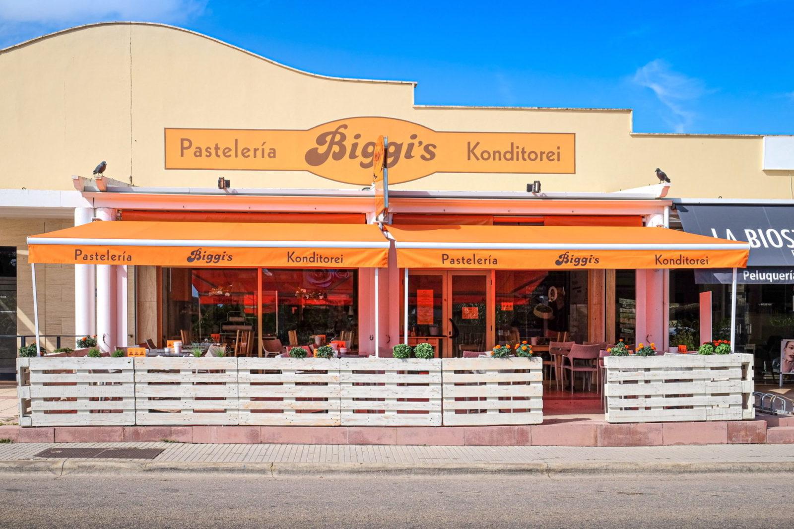 Biggi`s Cafe in Cala Millor