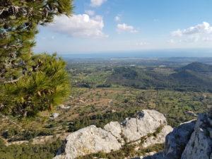 Fernblick Ostküste Mallorca