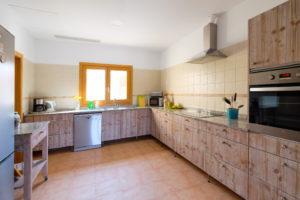 Küche Haus 2 Finca Mallorca Can Agustin