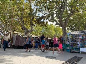 Ausflüge Wochenmarkt für Reisegruppen auf Mallorca