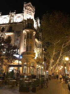 Palma Mallorca Weihnachtszeit