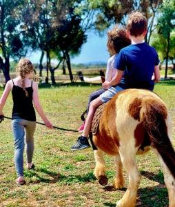 Reitausflug-Mallorca-Kinder