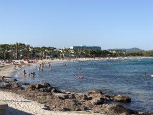 Strand-von-Sa-Coma Mallorca