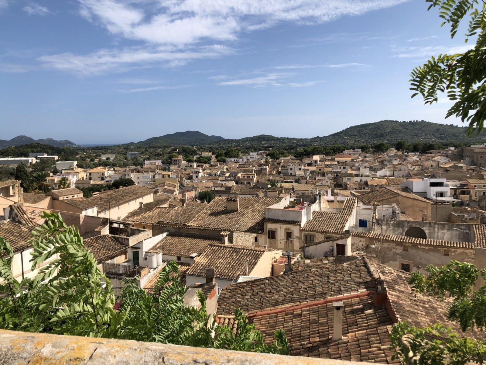 Verwinkelte-Gässchen-ARTA-Mallorca