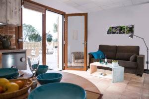 Wohnraum-Überblick-Ferienwohnung-Mallorca