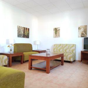Wohnzimmer Haus 2 Finca Mallorca CAN AGUSTIN