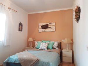 Schlafzimmer in Ferienwohnung S'Illot